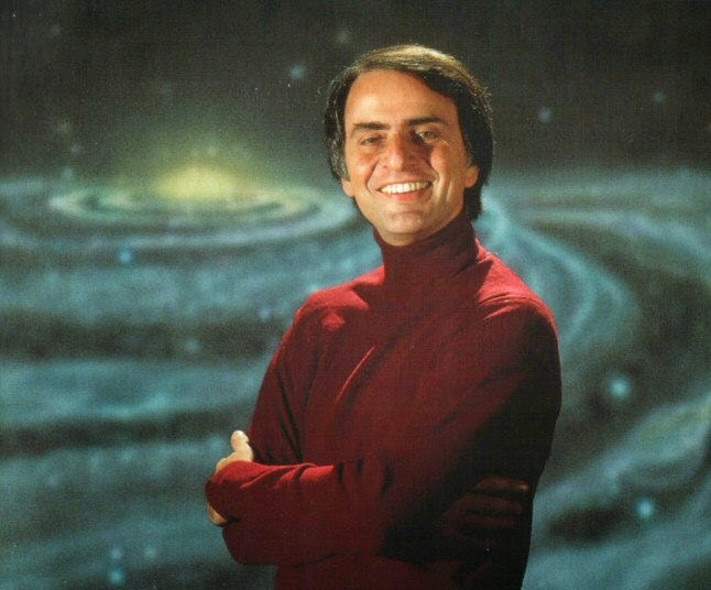 My favourite science writing – Cosmos by Carl Sagan