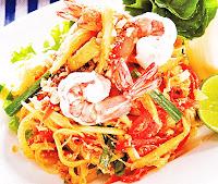 สูตรผัดไทยมะละกอ