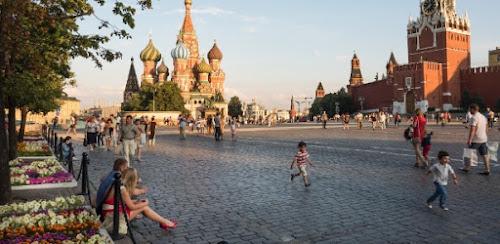 Moscou tem passeios gratuitos fascinantes