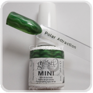 Gelish Swatch Polar Attraction