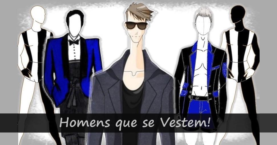 Homens que se Vestem