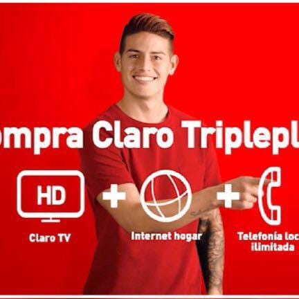 TRIPLE PLAY DE CLARO