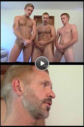 gay tournante partouze entre seniors