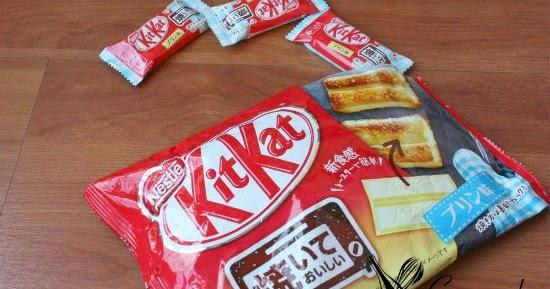Kit Kat Pudding