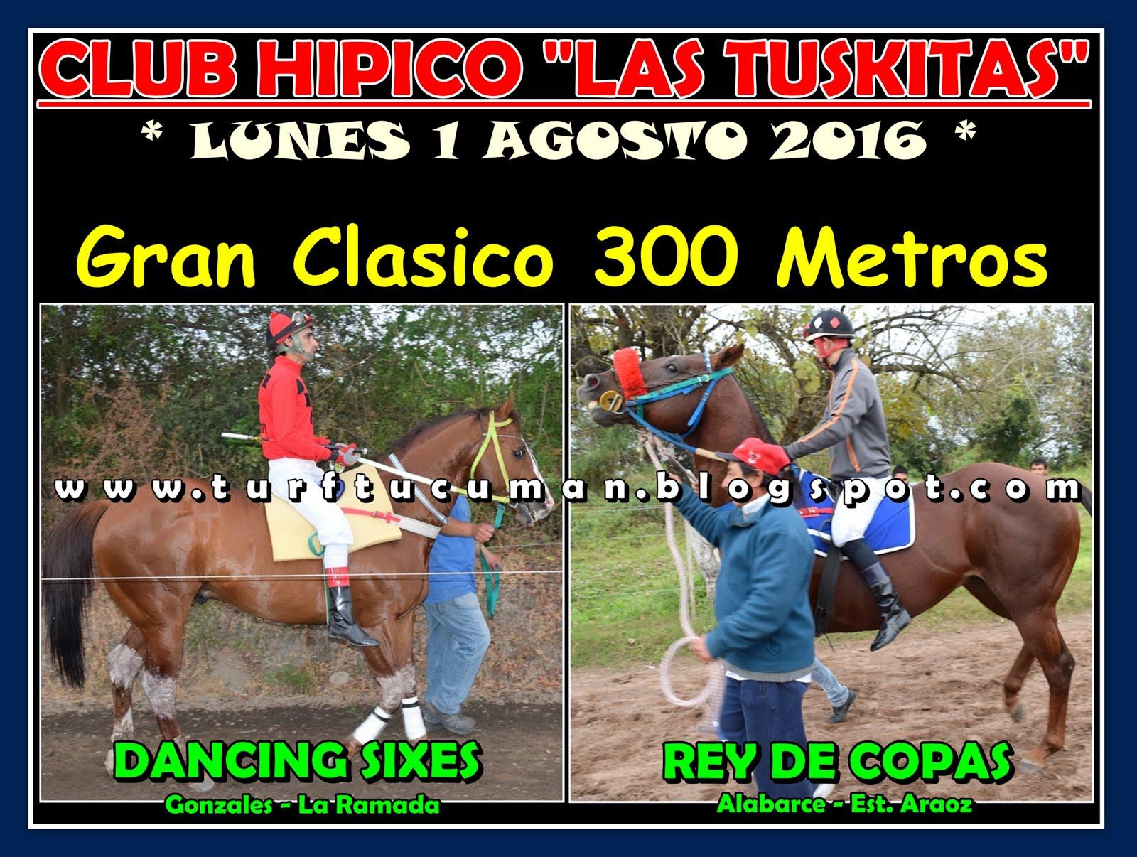 DANCING VS REY DE COPAS