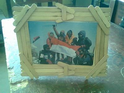 Images Cara Membuat Pigura Dari Stik Krim Frame Wedding