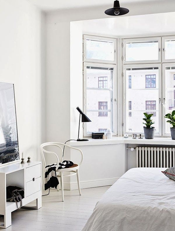 Number Fifteen: Scandinavian Bedroom Inspiration from Finnish Home