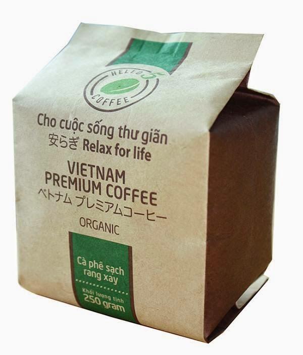 hello5 organic coffee