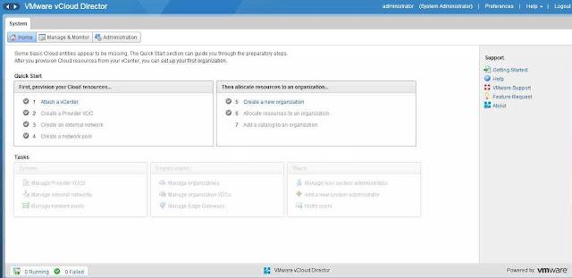 vCloud Director Series Part 6 - Attach a vCenter Server with vCloud Director 5.1