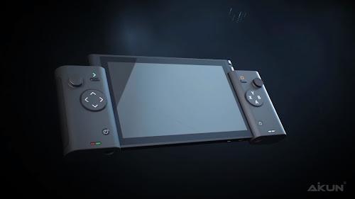 Nintendo Switch: Encontrado um produto chinês muito similar.