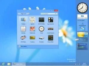 come installare gadget su windows 8