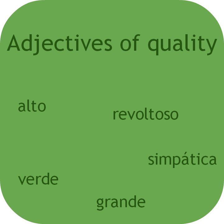 Learn easy Spanish adjectives. Visit www.soeasyspanish.com