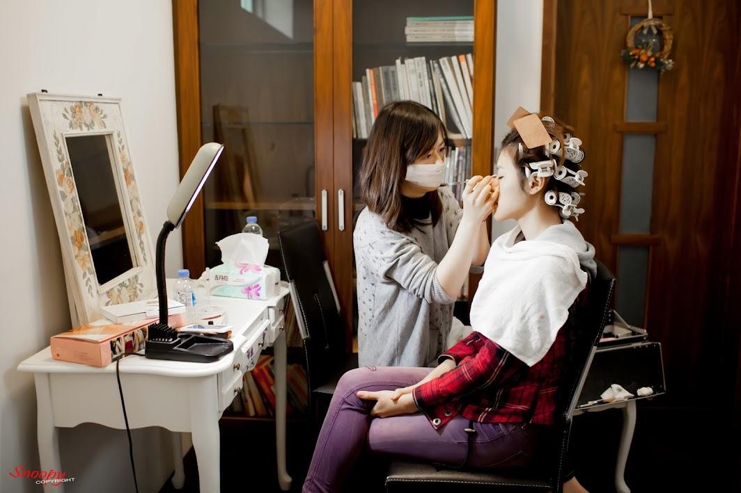 新秘MV(怡靜) Make Up & Hair Style 新娘秘書/整體造型師
