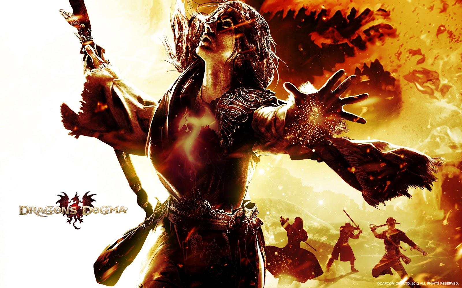Dragons Dogma Dark Arisen Wallpapers In Ultra HD K