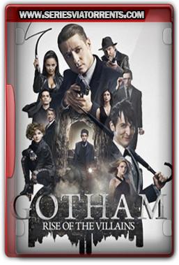 Gotham 2ª Temporada Dublado - Torrent Blu-ray 1080p (2015)