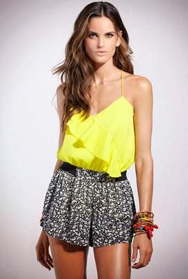 SuiteBlanco ropa mujer primavera verano 2014