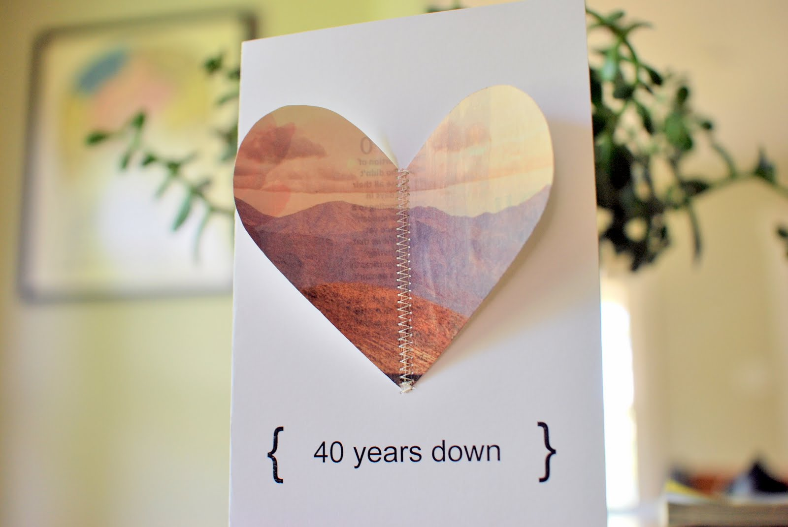 Feeding The Soil Diy Anniversary Card Free Download