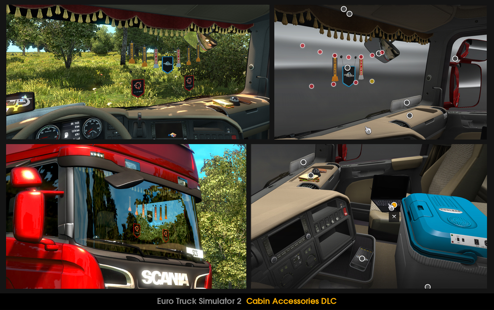 cabins accessories cabin simulator cis buy download itm euro gift truck and