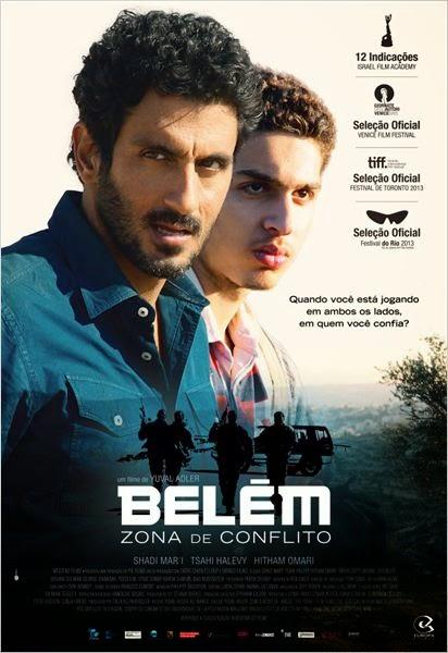 """Poster do filme """"Belém: Zona de Conflito"""""""