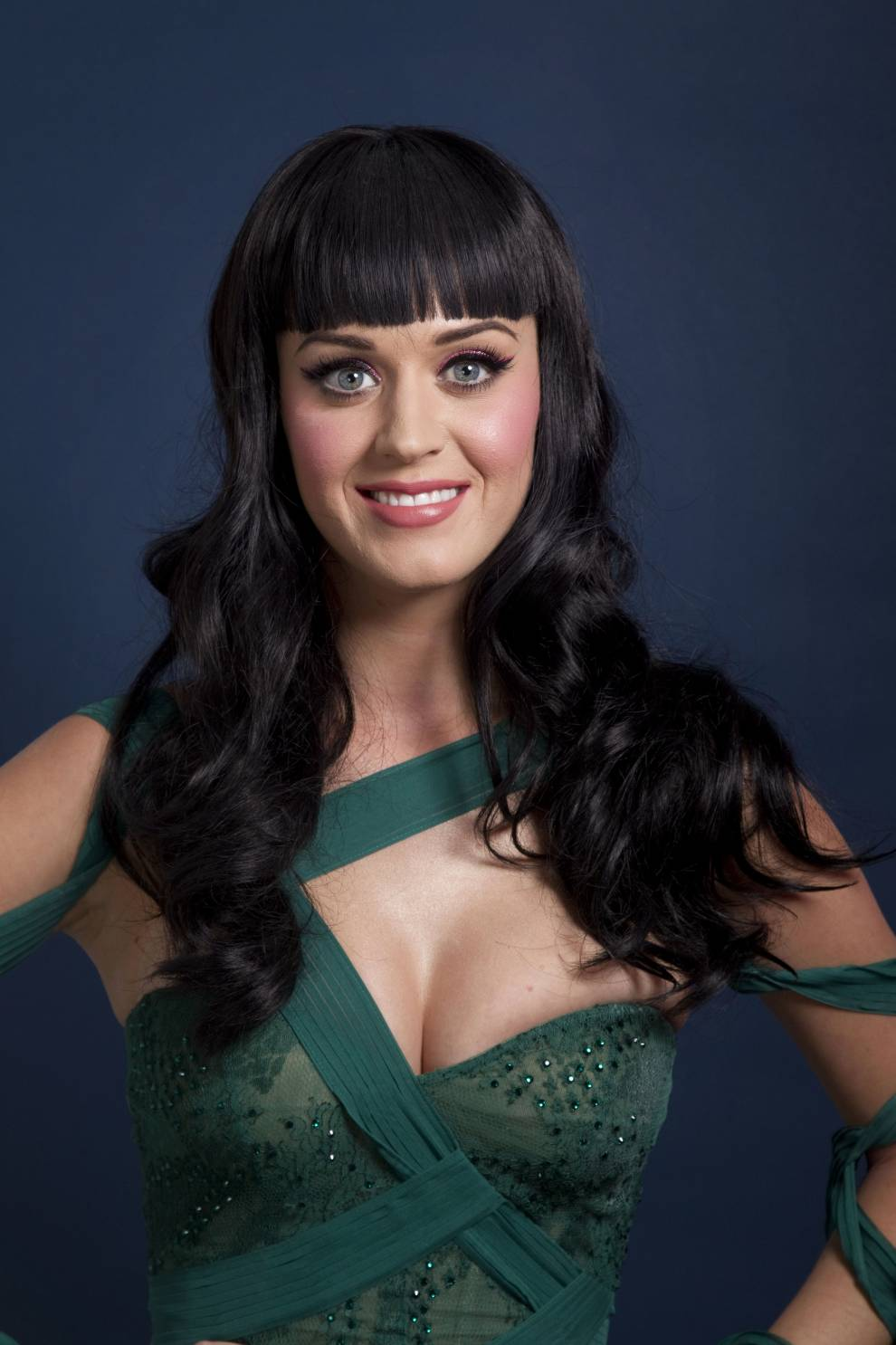 katy perry hairstyles 2012