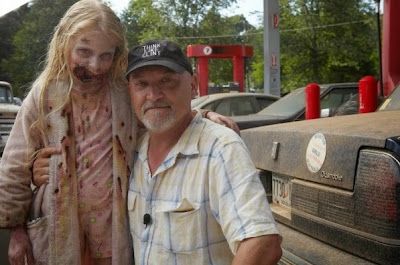 Frank Darabont says sociopath on TWD and AMC!