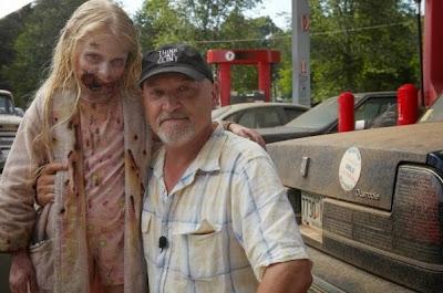 Frank Darabont says sociopath on TWD and AMC!