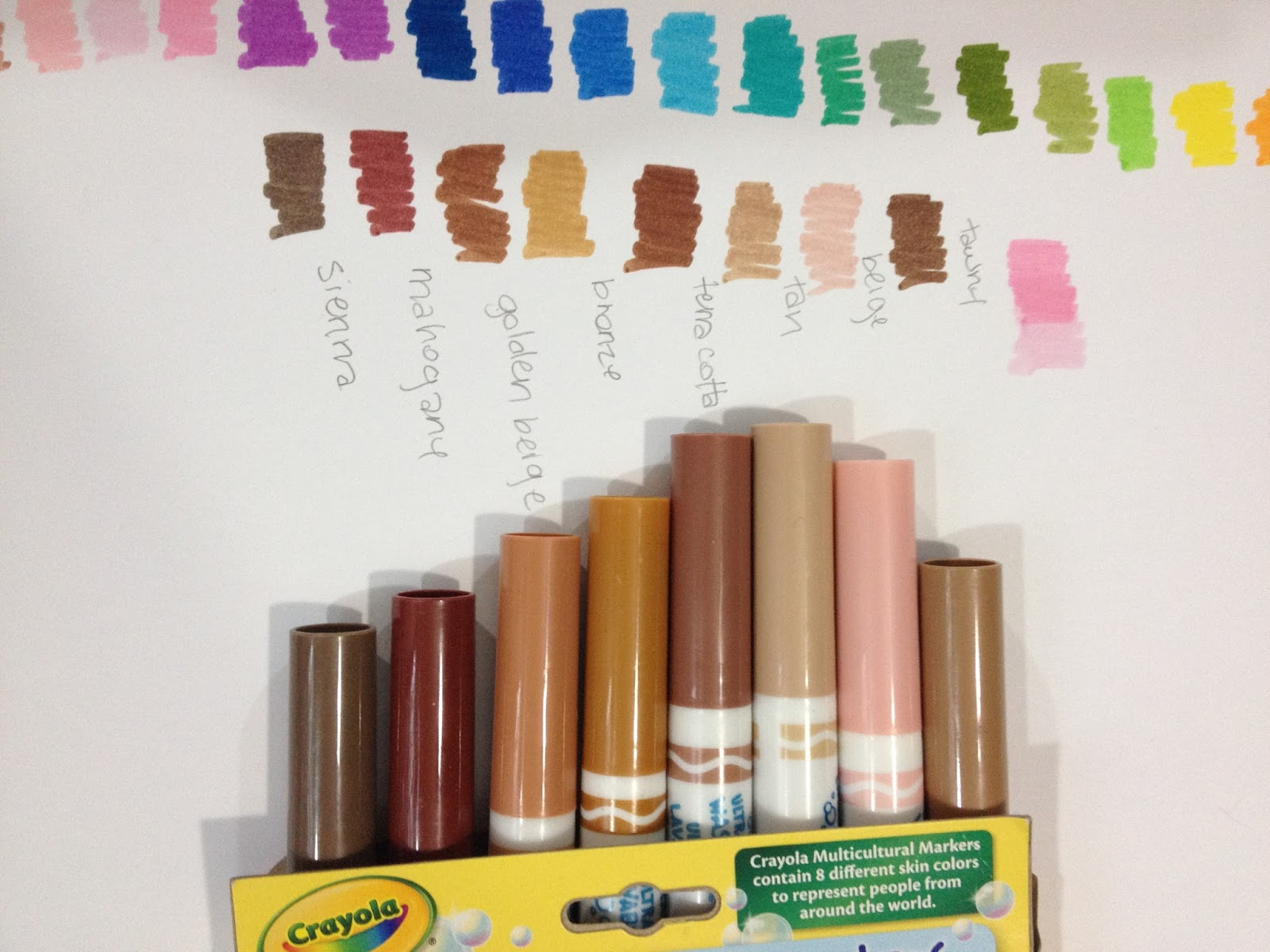 waterbased marker review crayola ultra clean washable markers