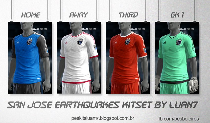 PES 2013 MLS Kitpack 15-16 Part2 by Luan17