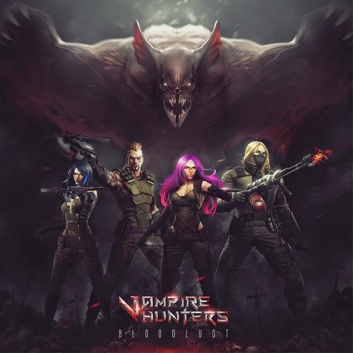 [Kickstarter] Vampire Hunters