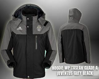 Jaket Waterproof Juventus Grade A