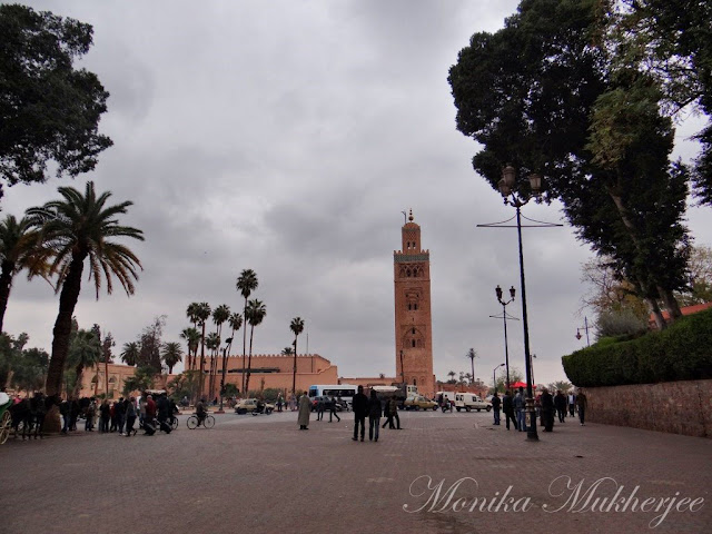 Marrakech by Monika Mukherjee