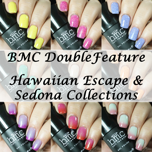 BMC Hawaiian Escape and Sedona Collections