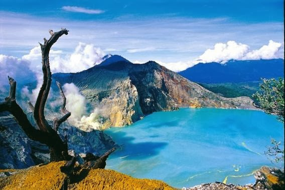 Tips Tour Kawah Ijen - Paket Wisata Gunung Bromo dan Kawah Ijen
