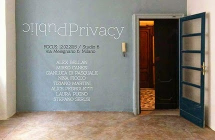 Dal 10 al 15 febbraio  Studi Festival . Gli artisti aprono le porte degli studi d'arte di Milano