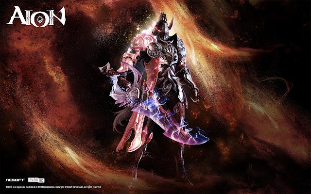 Gladiator - Aion 4.0