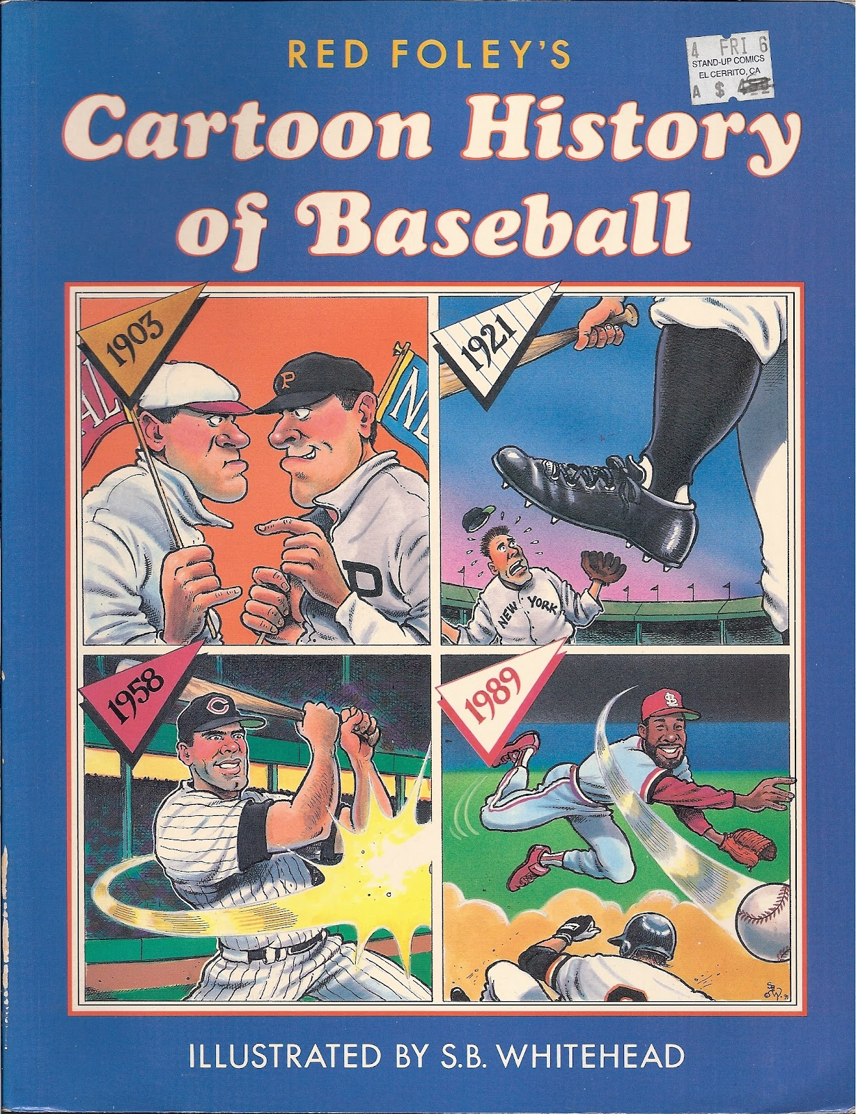 a glimpse at the history of baseball cards Sox and cards have classic series history by anthony mccarron new york daily news wednesday, october 23, 2013 two towns that are absolutely in love with their baseball teams that's when the cards' enos slaughter.