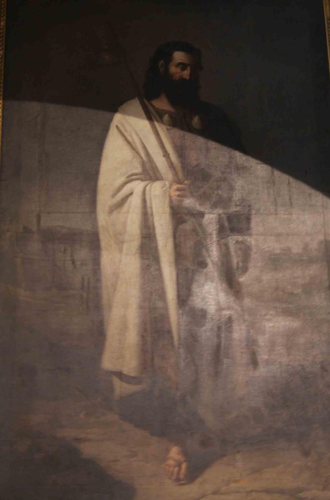Leyendas de sevilla capilla del dulce nombre de jes s - Jesus babio banos ...