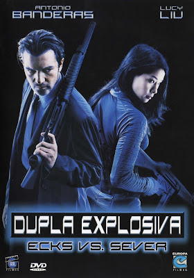 Filme Poster Dupla Explosiva DVDRip XviD & RMVB Dublado
