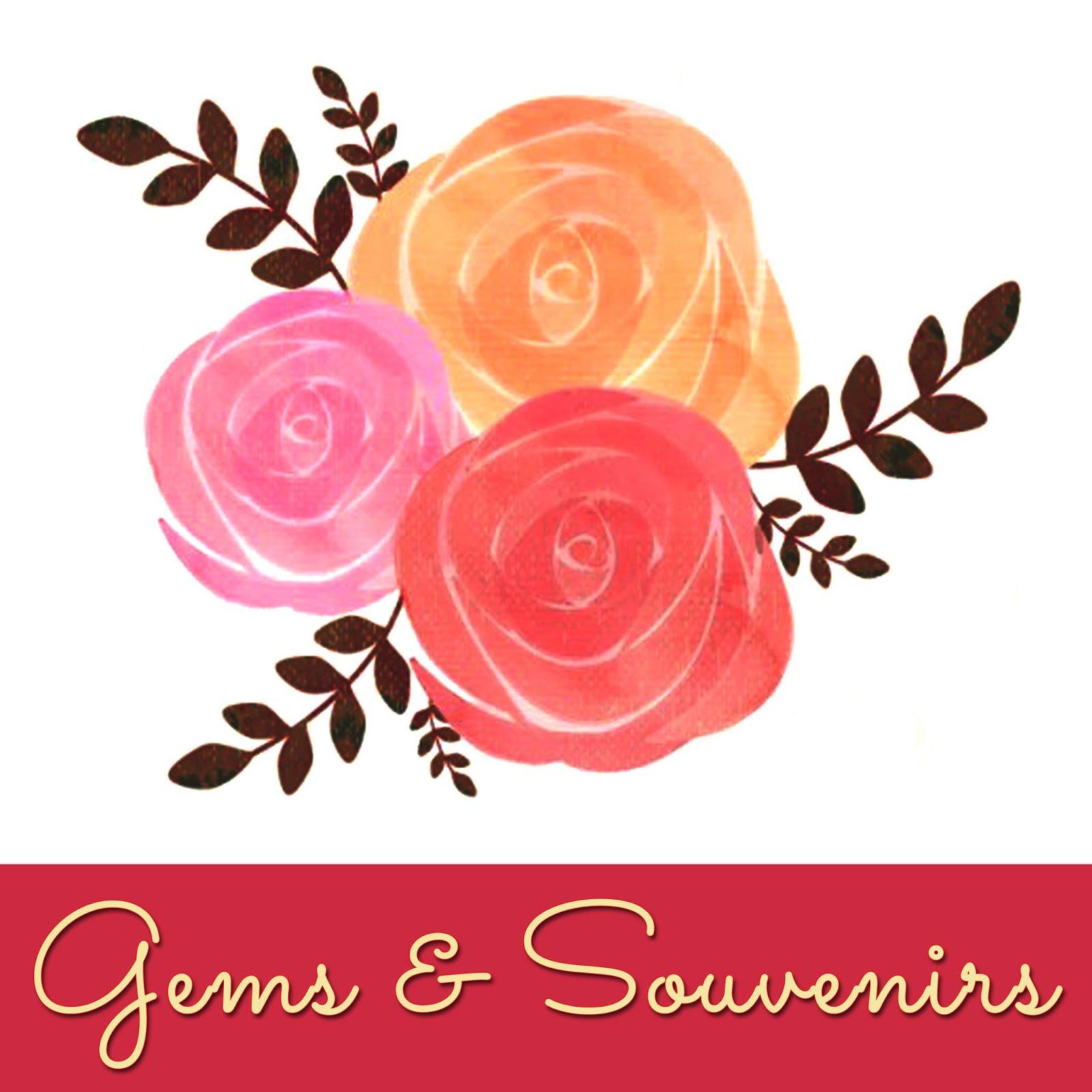 GEMS & SOUVENIRS