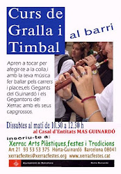 Vols tocar la Gralla o el Timbal?