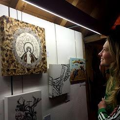Exposición en MUSEUM GALERIE ROSMOLEN-UNIVERSART en Zeddam-Holanda
