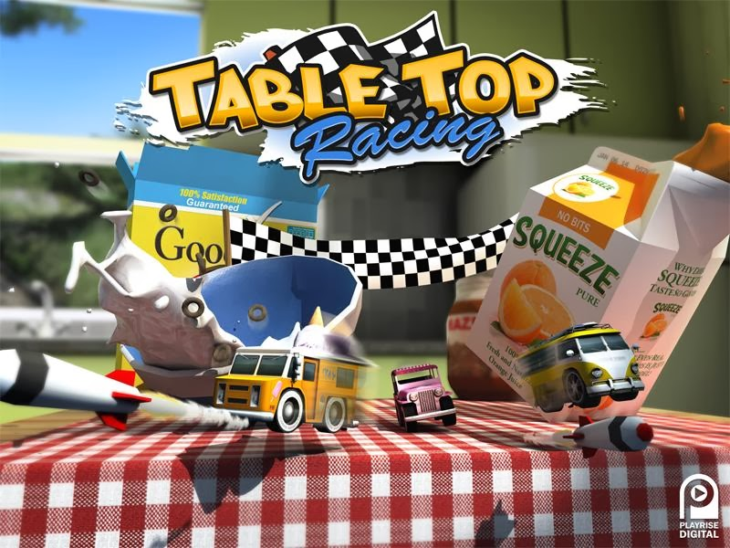 Table Top Racing MOD APK DATA V1 0 10  1 0 10   Mod Unlimited Money