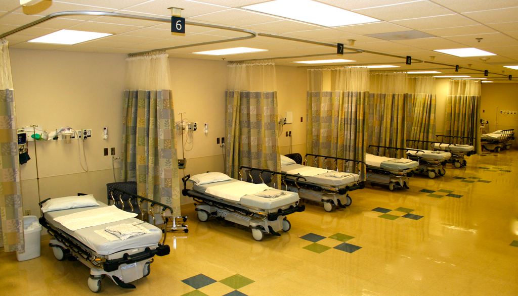 Recovery room; Hospi