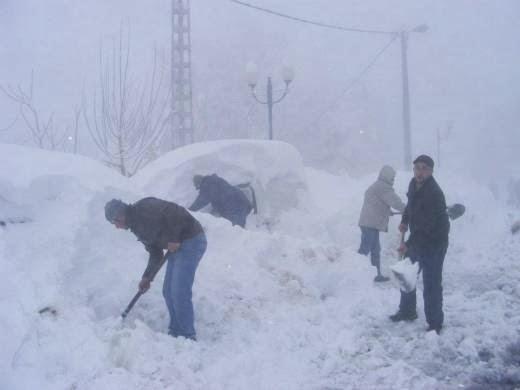Kabylie et la neige inqui tudes en haute montagne infos for Haute kabylie