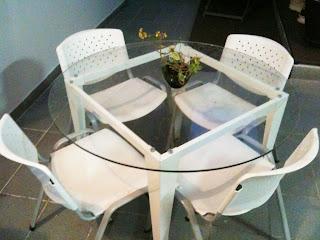 fotos de salas de jantar decoradas