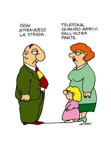 Popolare Giuseppe Marazzini: Salviamo i pedoni ET29