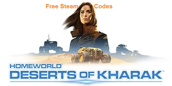 Homeworld: Deserts of Kharak Key Generator Free CD Key Download