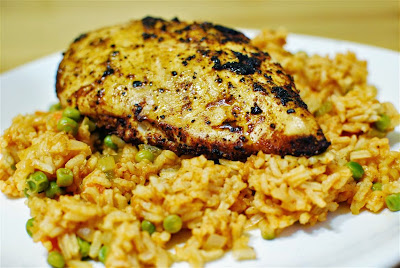 Spanish Chicken Rice