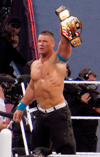 United States Champion WrestleMania Cenation