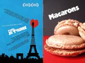 Paris je t'aime - Macaraons